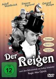 Der Reigen (1950), DVD