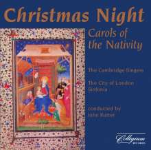 The Cambridge Singers: Christmas Night, CD