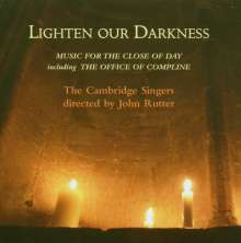 Cambridge Singers - Ligthen Our Darkness, 2 CDs