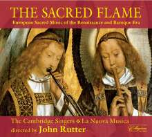 Cambridge Singers - The Sacred Flame, CD