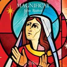 "John Rutter (geb. 1945): Chorwerke ""Magnificat"", CD"