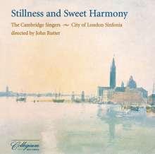 Cambridge Singers - Stillness and Sweet Harmony, CD