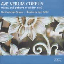 "William Byrd (1543-1623): 15 Motetten aus ""Cantiones Sacrae"", CD"