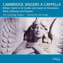 Cambridge Singers - A Cappella, CD