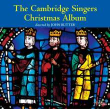 The Cambridge Singers Christmas Album, CD