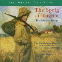 Cambridge Singers - The Sprig of Thyme, CD