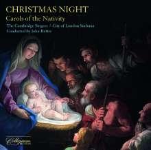 Cambridge Singers - Christmas Night (Carols of Nativity), CD