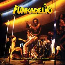 Funkadelic: Live - Meadowbrook, Rochester, Michigan 12.09.1971 (Limited-Edition), 2 LPs