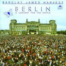 Barclay James Harvest: Berlin: A Concert For The People (9 Tracks), CD
