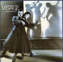Visage: Visage, CD