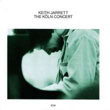 Keith Jarrett (geb. 1945): The Köln Concert, CD