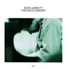 Keith Jarrett (geb. 1945): The Köln Concert, CD