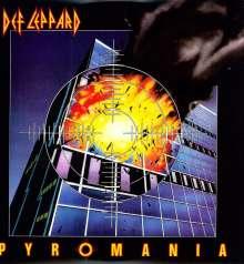 Def Leppard: Pyromania (180g), LP