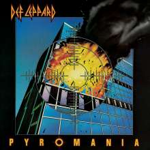 Def Leppard: Pyromania, CD