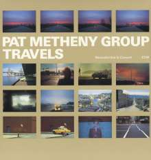 Pat Metheny (geb. 1954): Travels - Live In Concert, 2 LPs