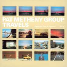 Pat Metheny (geb. 1954): Travels: Live In Concert, 2 CDs