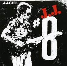 J.J. Cale: No.8, CD