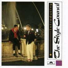 The Style Council: Introducing, CD