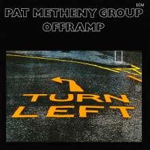 Pat Metheny (geb. 1954): Offramp, CD