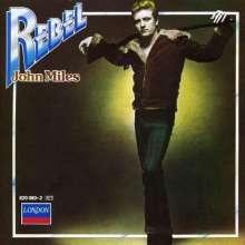 John Miles: Rebel, CD