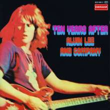 Ten Years After: Alvin Lee & Company, CD