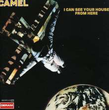 Camel: I Can See Your House..., CD