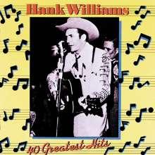 Hank Williams: 40 Greatest Hits, 2 CDs