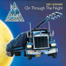 Def Leppard: On Through The Night, CD