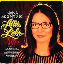 Nana Mouskouri: Alles Liebe...16 ihrer schönsten Lieder, CD