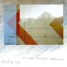 Charlie Haden, Jan Garbarek & Egberto Gismonti: Magico, CD