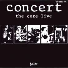 The Cure: Live, CD