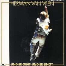 Herman Van Veen: Und er geht und er singt, CD