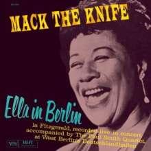 Ella Fitzgerald (1917-1996): Mack The Knife: Ella In Berlin, LP