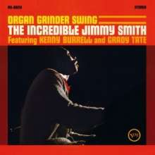 Jimmy Smith (Organ) (1928-2005): Organ Grinder Swing, 2 LPs