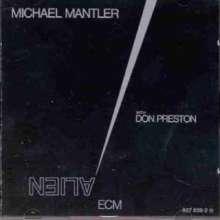 Michael Mantler (geb. 1943): Alien, CD