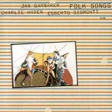 Charlie Haden, Jan Garbarek & Egberto Gismonti: Folk Songs, CD