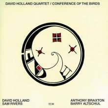 Dave Holland (geb. 1946): Conference Of The Birds, CD