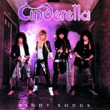 Cinderella: Night Songs, CD