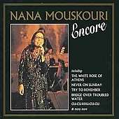 Nana Mouskouri: Encore, CD