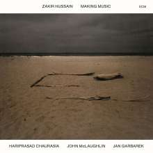Zakir Hussain (geb. 1951): Making Music, CD