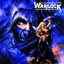 Warlock: Triumph And Agony, CD