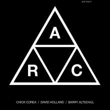 Chick Corea (1941-2021): A.R.C., CD