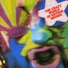The Crazy World Of Arthur Brown: The Crazy World Of Arthur Brown, CD