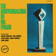 Gil Evans (1912-1988): The Individualism Of Gil Evans, CD