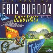 Eric Burdon: Good Times, CD