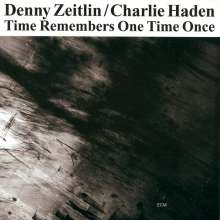 Denny Zeitlin (geb. 1938): Time Remembers One Time Once, CD