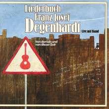 Franz Josef Degenhardt: Liederbuch, CD