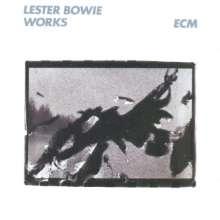 Lester Bowie (1941-1999): Works, LP