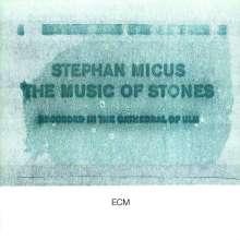 Stephan Micus (geb. 1953): Music Of Stones, CD