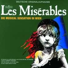 Musical: Les Miserables - Deutsche Originalaufnahme, 2 CDs